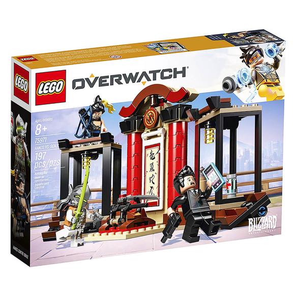 Lego Overwatch Hanzo vs. Genji V29 75971