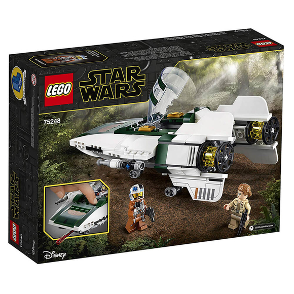 Lego Star Wars A-Wing Starfighter 75248