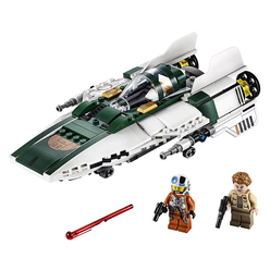 Lego Star Wars A-Wing Starfighter 75248 - Thumbnail