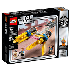Lego Star Wars Anakin's Podracer 20th Anniversary Edition 75258 - Thumbnail