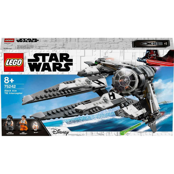 Lego Star Wars B Ace TIE Interceptor 75242