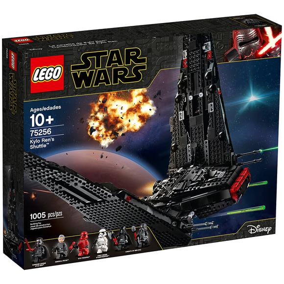 Lego Star Wars Kylo Ren'in Servis Aracı 75256