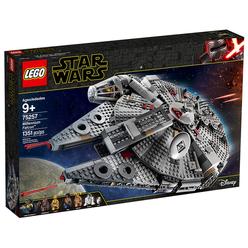 Lego Star Wars Millennium Falcon 75257 - Thumbnail