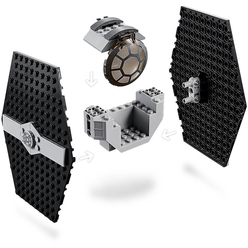 Lego Star Wars TIE Fighter Attack 75237 - Thumbnail