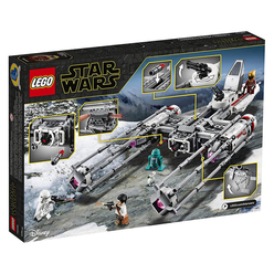 Lego Star Wars Y-Wing Starfighter 75249 - Thumbnail