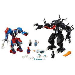 Lego Süper Hero Spider Mech Vs Venom 76115 - Thumbnail