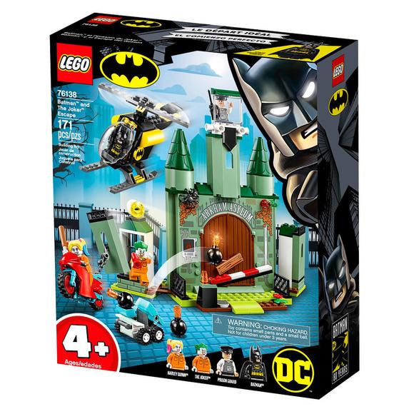Lego Super Heroes Batman ve Joker Kaçışı 76138