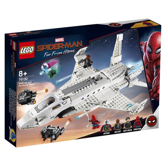 Lego Super Heroes Jet 76130