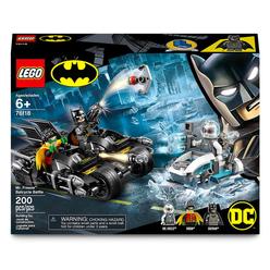 Lego Super Heroes Mr. Freeze Batcycle Savaşı 76118 - Thumbnail
