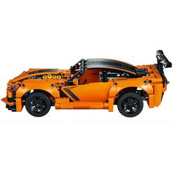 Lego Technic Chevrolet Corvette ZR1 42093 - Thumbnail