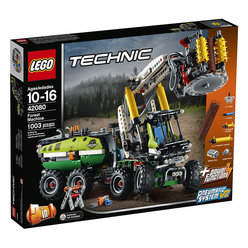 Lego Technic Forest Machine 42080 - Thumbnail