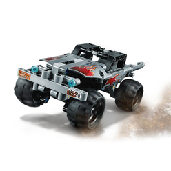 Lego Technic Getaway Truck 42090 - Thumbnail