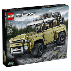 Lego Technic Land Rover 42110 - Thumbnail