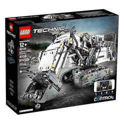 Lego Technic Liebherr R 9800 Excavator 42100 - Thumbnail