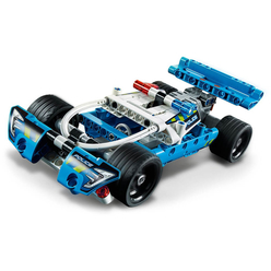 Lego Technic Police Pursuit 42091 - Thumbnail