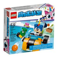 Lego Unikitty Prens Puppycorn Trike 41452 - Thumbnail