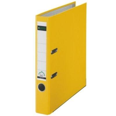 Leitz 180 Derece Dar Klasör Sarı 1015-15