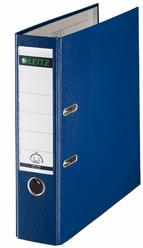 Leitz 180 Derece Geniş Klasör Mavi 1010-35 - Thumbnail