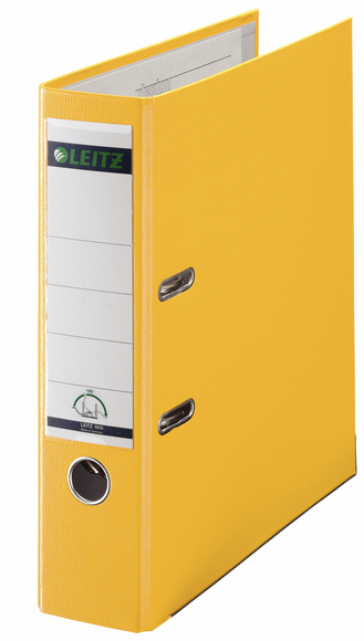 Leitz 180 Derece Geniş Klasör Sarı 1010-15
