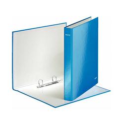 Leitz 2 Halkalı Klasör WOW Metalik Mavi 4241-36 - Thumbnail
