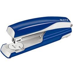 Leitz Nexxt Güçlü Metal Zımba Makinesi Mavi 5504-35 - Thumbnail