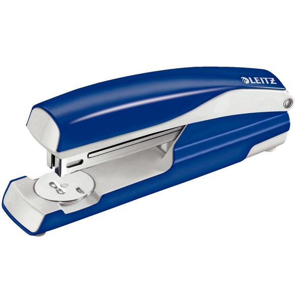 Leitz Nexxt Güçlü Metal Zımba Makinesi Mavi 5504-35