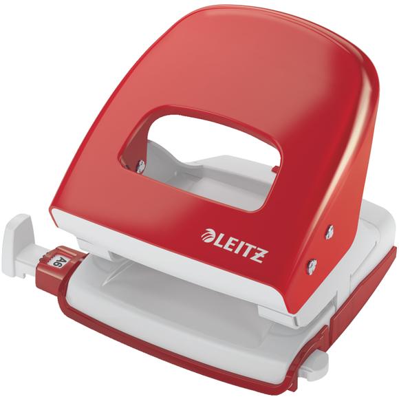 Leitz Nexxt Metal Ofis Delgeci Kırmızı 5008-25