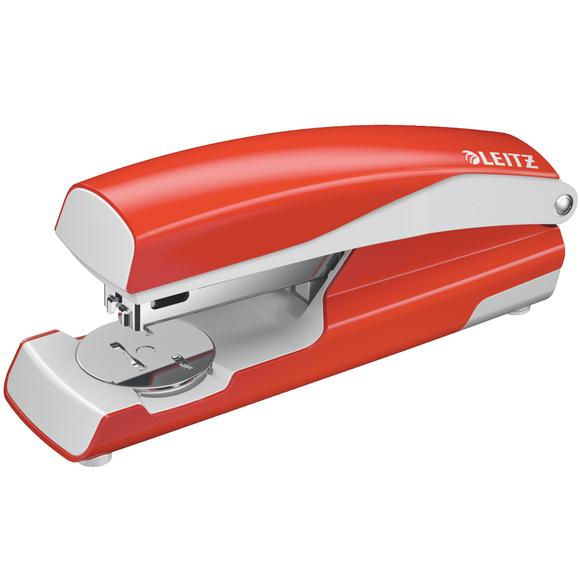Leitz Nexxt Wow Metal Zımba Makinesi Açık Kırmızı 5502-20