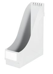 Leitz Plastik Kutu Klasör Beyaz 2425-01 - Thumbnail