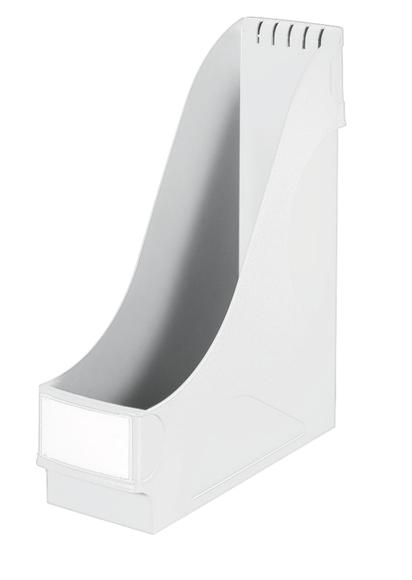 Leitz Plastik Kutu Klasör Beyaz 2425-01