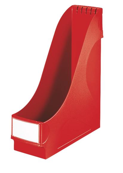 Leitz Plastik Kutu Klasör Kırmızı 2425-25