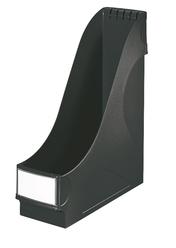 Leitz Plastik Kutu Klasör Siyah 2425-95 - Thumbnail