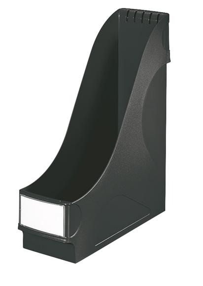 Leitz Plastik Kutu Klasör Siyah 2425-95