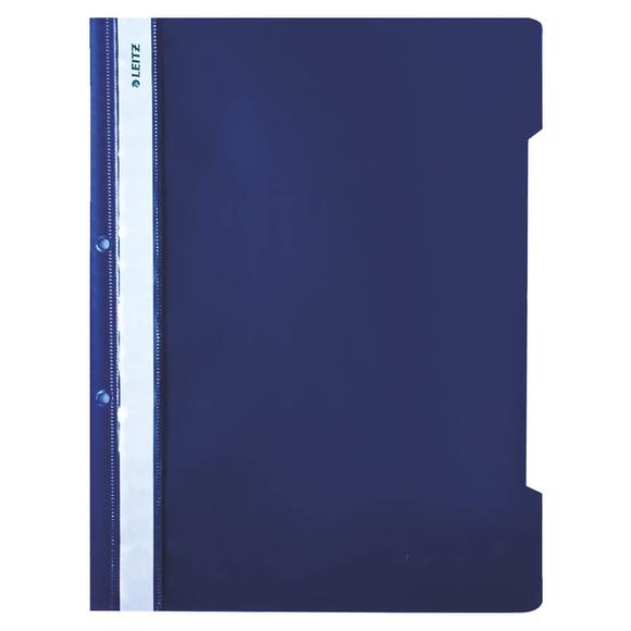 Leitz Telli Dosya Mavi 4189-35