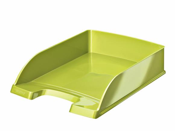 Leitz WOW Evrak Rafı Metalik Yeşil 52263064