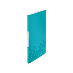 Leitz Wow Sunum Dosyası 20'li Metalik Buz Mavisi 46310051 - Thumbnail
