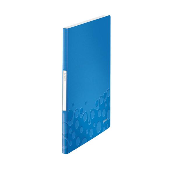 Leitz Wow Sunum Dosyası 20'li Metalik Mavi 46310036