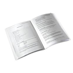 Leitz Wow Sunum Dosyası 20'li Metalik Turuncu 46310044 - Thumbnail