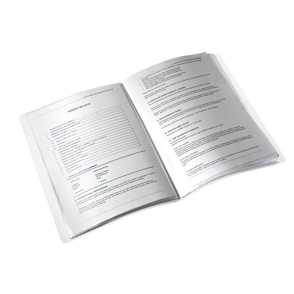 Leitz Wow Sunum Dosyası 20'li Metalik Turuncu 46310044