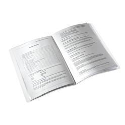 Leitz Wow Sunum Dosyası 40'lı Metalik Turuncu 46320044 - Thumbnail