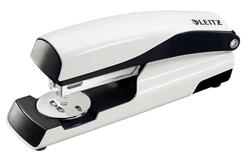 Leitz WOW Zımba Makinesi 30 Sayfa Kapasiteli Metalik Beyaz 5502-01 - Thumbnail