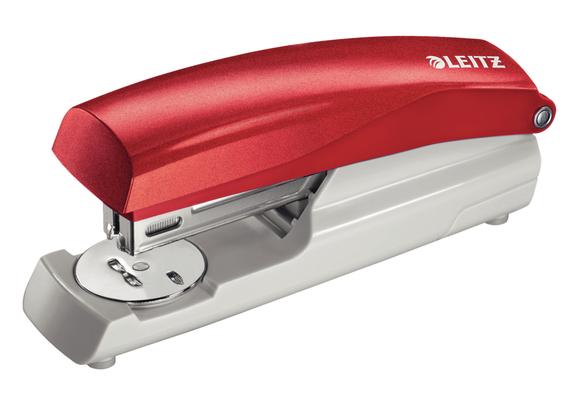 Leitz Zımba Makinesi 30 Sayfa Kapasiteli Kırmızı 5500-25