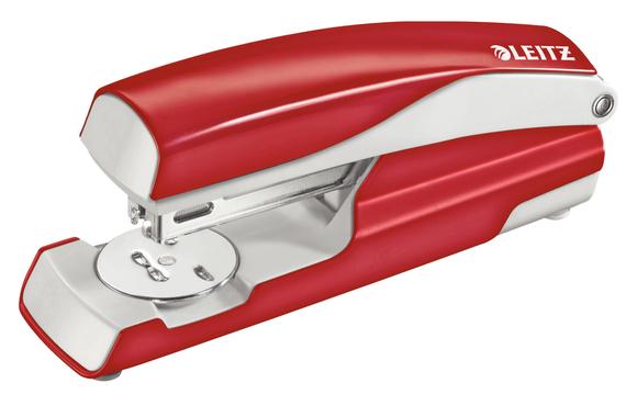 Leitz Zımba Makinesi 30 Sayfa Kapasiteli Kırmızı 5502-25