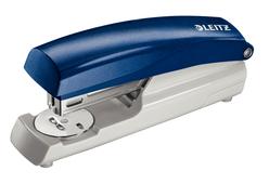 Leitz Zımba Makinesi 30 Sayfa Kapasiteli Mavi 5500-35 - Thumbnail