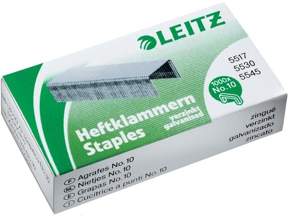 Leitz Zımba Makinesi Teli No:10 Beyaz 5577-00