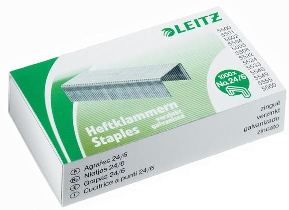 Leitz Zımba Makinesi Teli No:24/6 5570-00