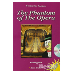 Level-5: The Phantom of the Opera (Audio CD'li) - Thumbnail