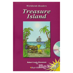 Level-5: Treasure Island (Audio CD'li) - Thumbnail