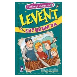 Levent Erzurum'da - Thumbnail