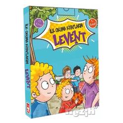 Levent - İlk Okuma Kitaplarım (1. Sınıf 10 Kitap Set) - Thumbnail